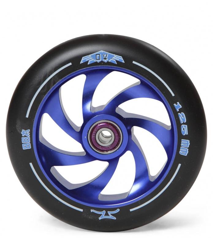 AO Wheel Spiral 125er blue 125mm