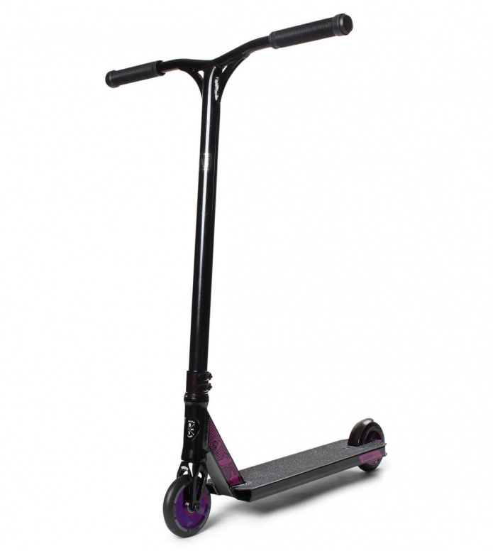 Lucky Lucky Scooter Prospect V2 black/neo-purple