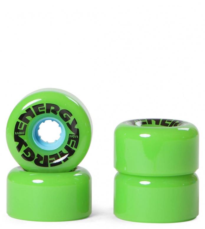 Radar Wheels Energy 65er green lime 65mm/78A