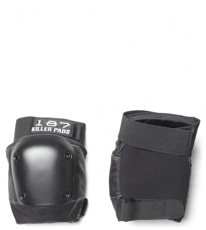 187 Killer Protection Knee Pads Slim black S