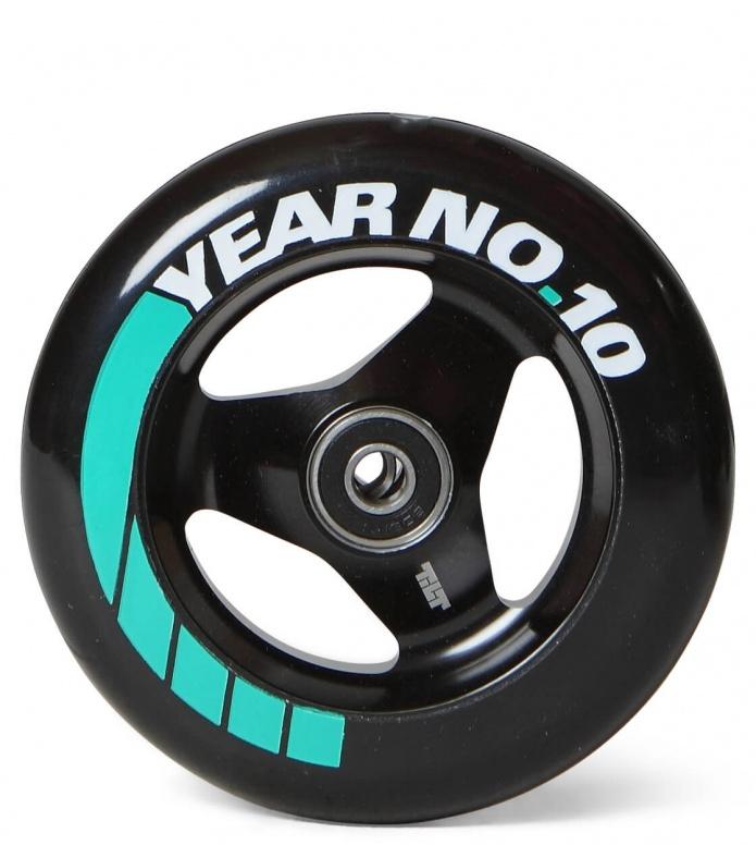 Tilt Wheel Ten Year Pro 110er black 110mm