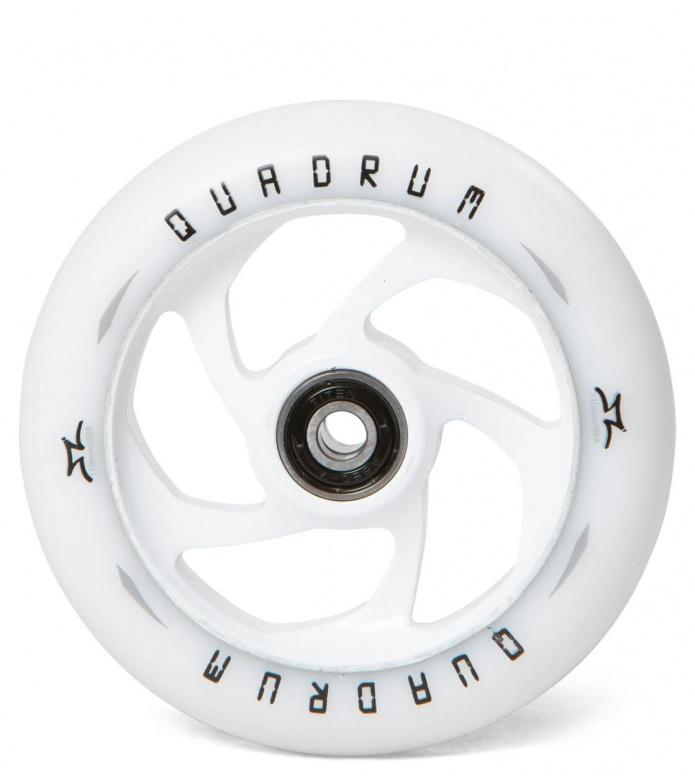 AO Wheel Quadrum 5-Star 110er white/white 110mm