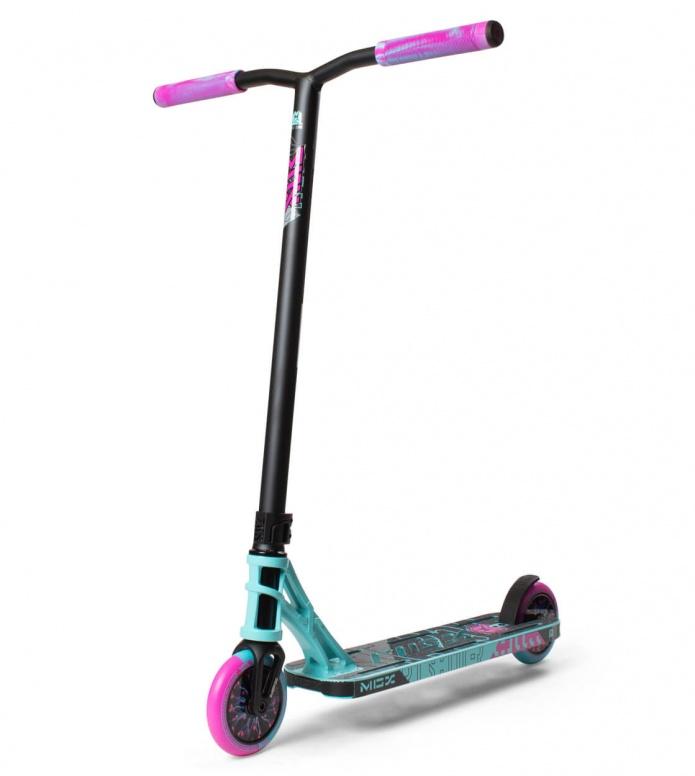 MGP (Madd Gear) MGP Scooter MGX Pro turqouise/pink