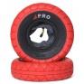 Rocker Rocker Tyres Street Pro Pair red/black walls