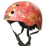 Melon Melon Helmet Bohemain Flower red/pink