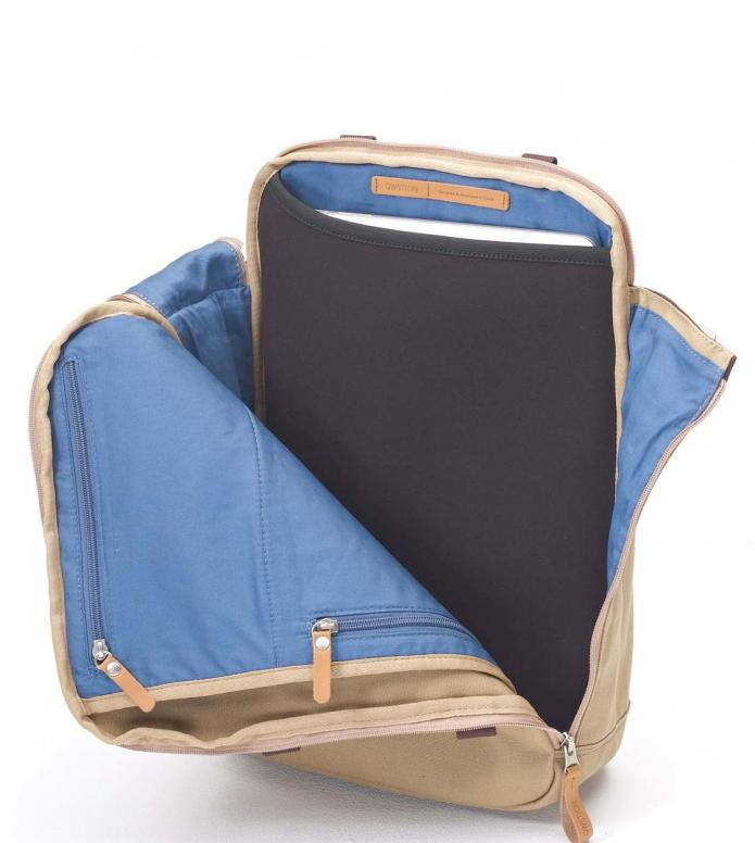 Qwstion Qwstion Bag Daypack organic camel