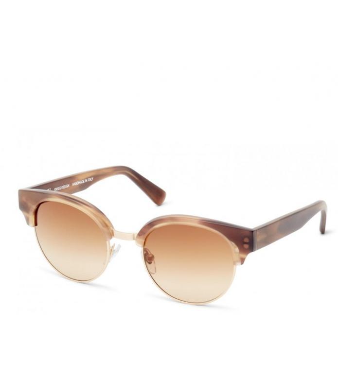 Viu Viu Sunglasses Artist hornbraun matt
