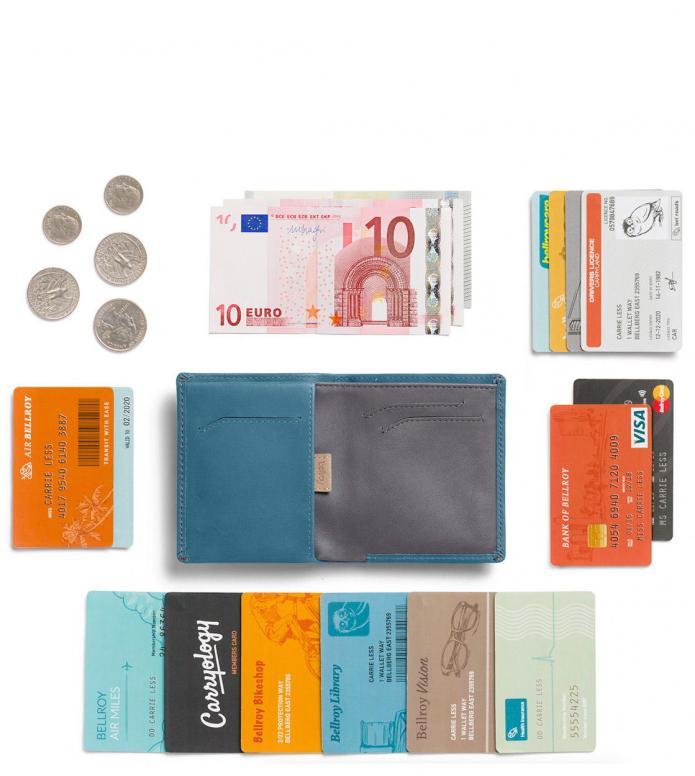 Bellroy Bellroy Wallet Note Sleeve II arctic blue