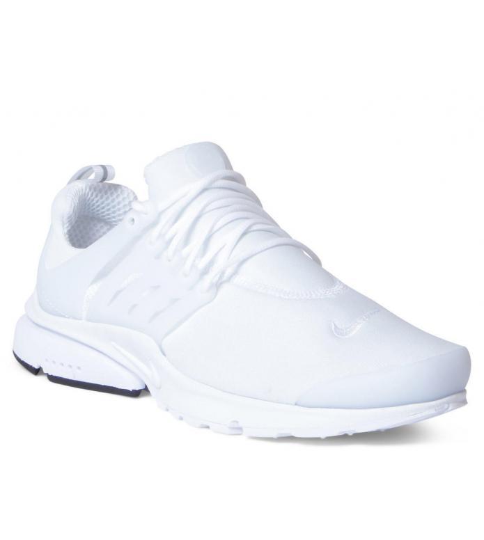 Nike Nike Shoes Air Presto Essential white/white black