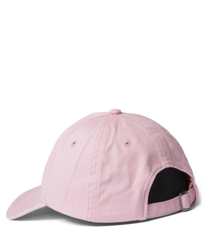 Wood Wood Wood Wood 6 Panel Low Profile pink peach beige