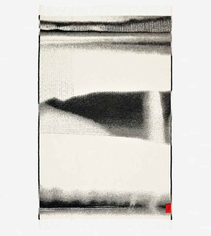 Schoenstaub Schoenstaub Towel Repetition grey