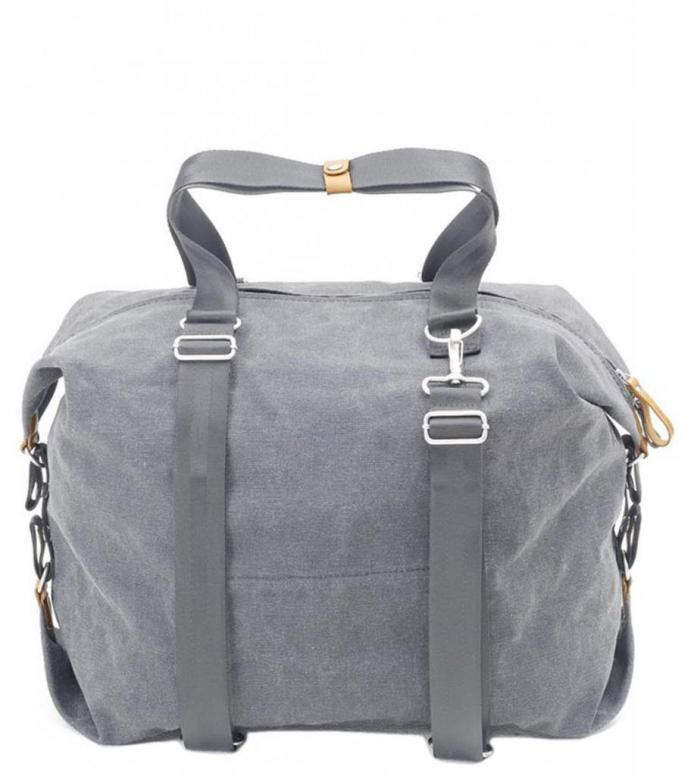 Qwstion Qwstion Bag Simple Holdall washed grey