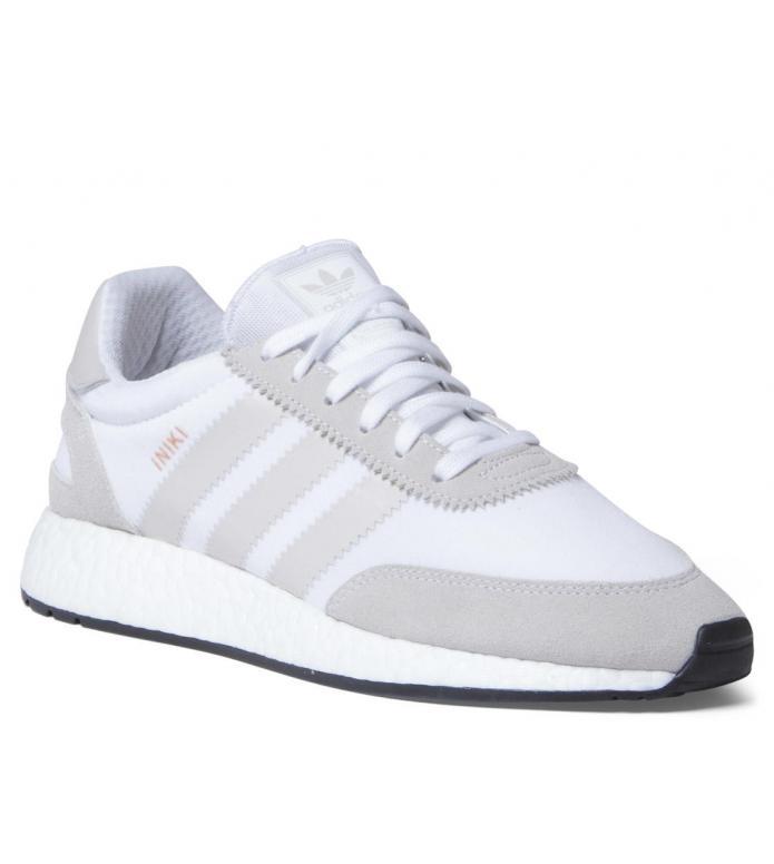 adidas Originals Adidas Shoes Iniki Runner white footwear/pearl grey/core black