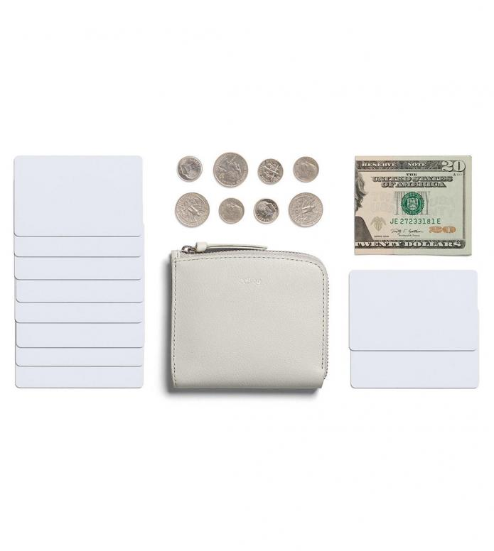 Bellroy Bellroy Wallet Pocket Mini grey alabaster