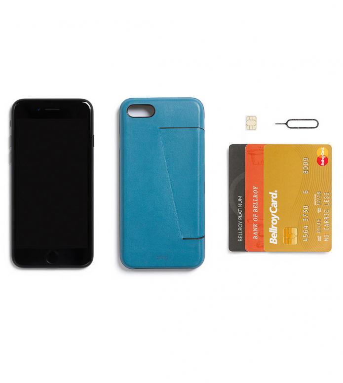Bellroy Bellroy iPhone 7/8 Case 3 Card blue arctic