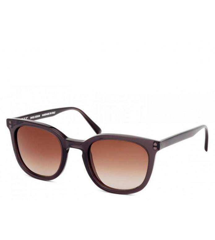 Viu Viu Sunglasses Literate schwarz transparent