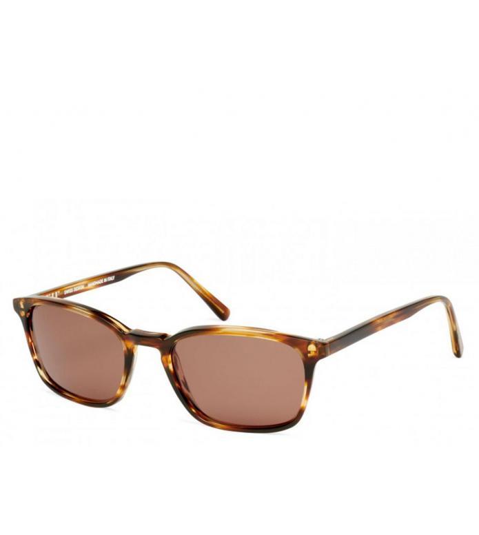 Viu Viu Sunglasses Profound cognacbraun glanz
