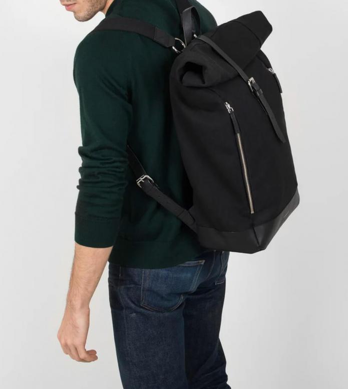 Sandqvist Sandqvist Backpack Marius black