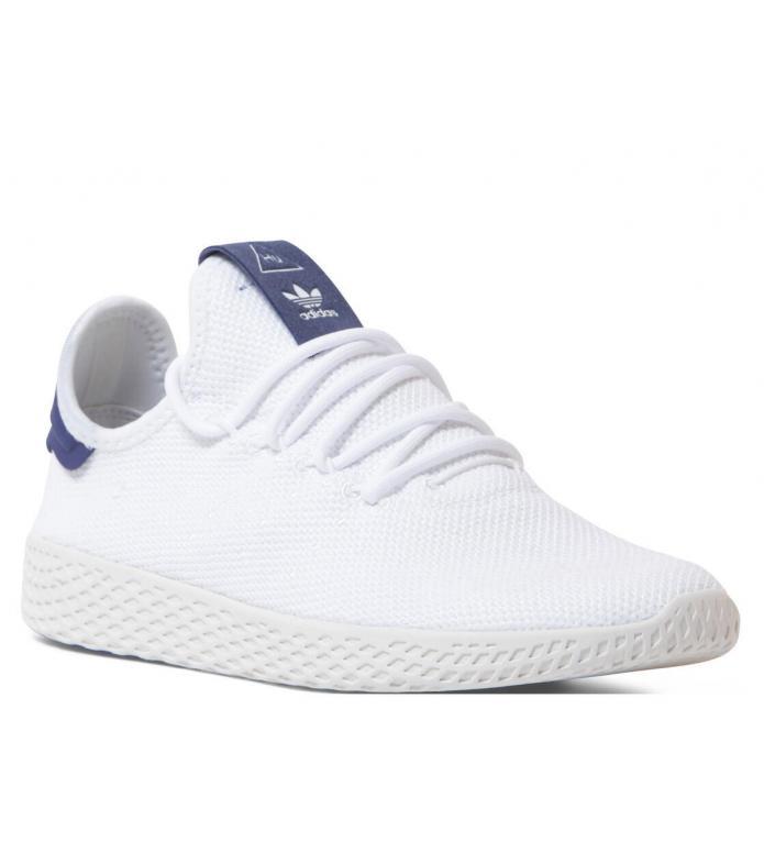 adidas Originals Adidas W Shoes PW Tennis HU white footwear/footwear white/core white