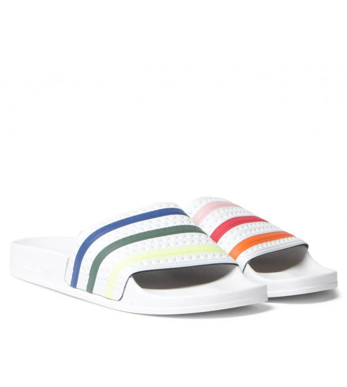 Adidas W Shoes Adilette Pride white creamtrace pinktrace