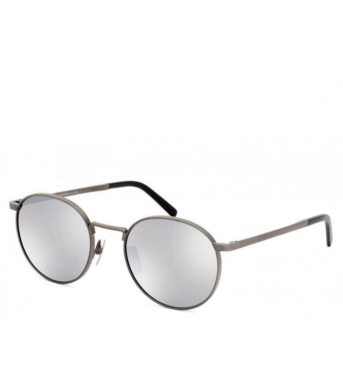 Viu Viu Sunglasses Voyager gunmetal/silver mirror