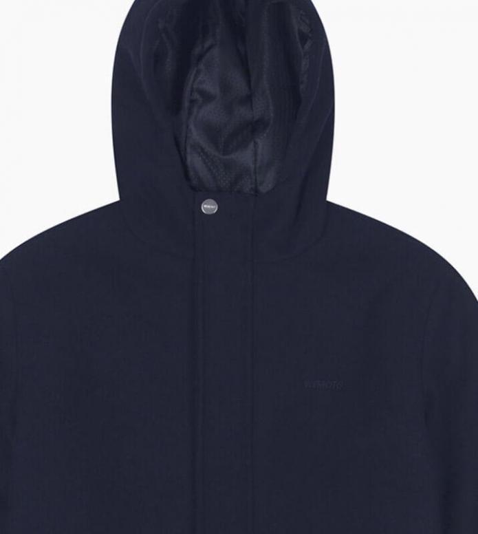Wemoto Wemoto Winterjacket Dust blue navy