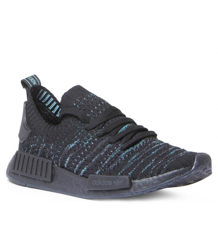 low priced ee11f 48fd0 Adidas Shoes NMD R1 STLT Parley PK black core/blue spirit ...