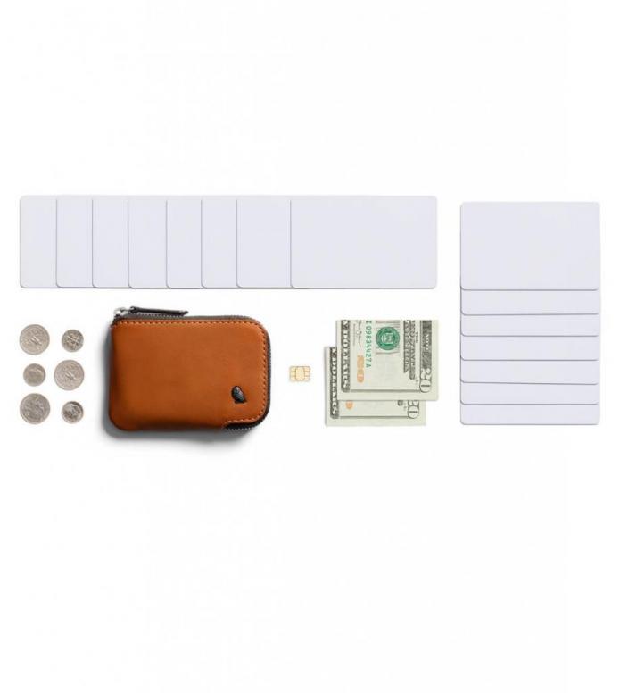 Bellroy Bellroy Wallet Card Pocket brown caramel