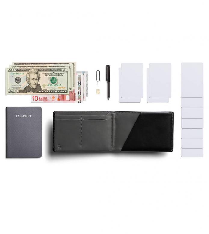 Bellroy Bellroy Wallet Travel RFID black