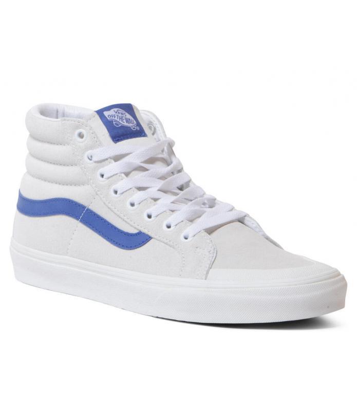 Vans Vans Shoes Sk8-Hi Reissue 138 white true white/lapis blue