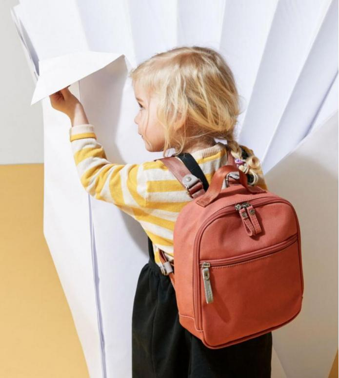 Qwstion Qwstion Backpack Mini Pack organic brick
