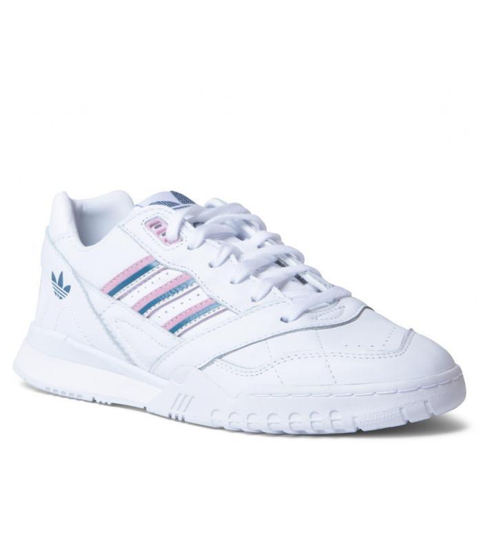 adidas Originals Adidas W Shoes A.R. Trainer white footwear/trupnk/tecmin