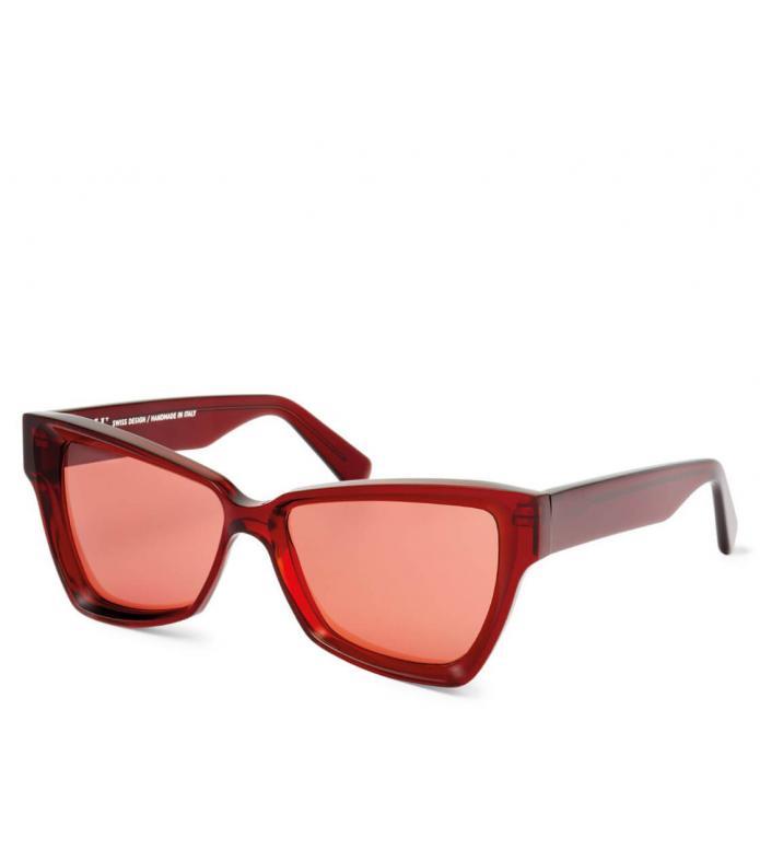 Viu Viu Sunglasses Fierce red shiny