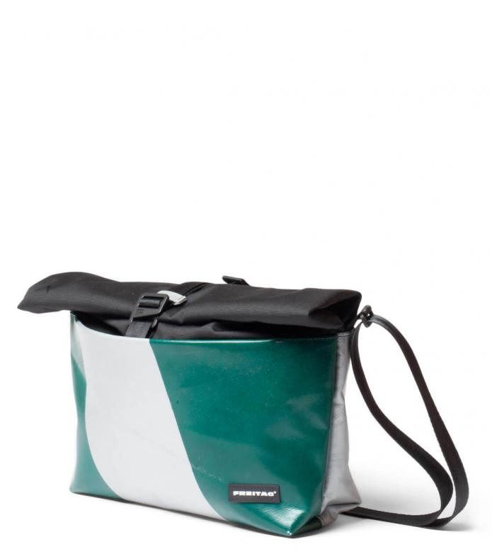 Freitag Freitag ToP Bag Rollin silver/green