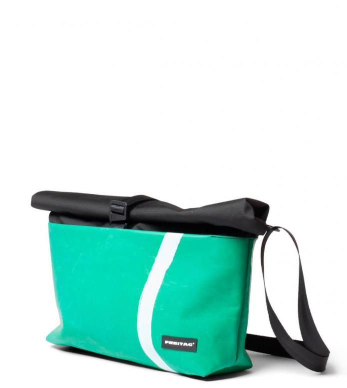 Freitag Freitag ToP Bag Rollin green/white