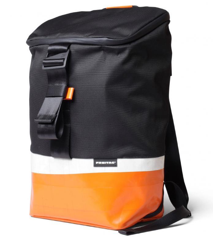 Freitag Freitag ToP Backpack Carter orange/white