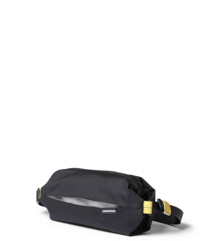 Freitag Freitag ToP Hip Bag Phelps silver/yellow