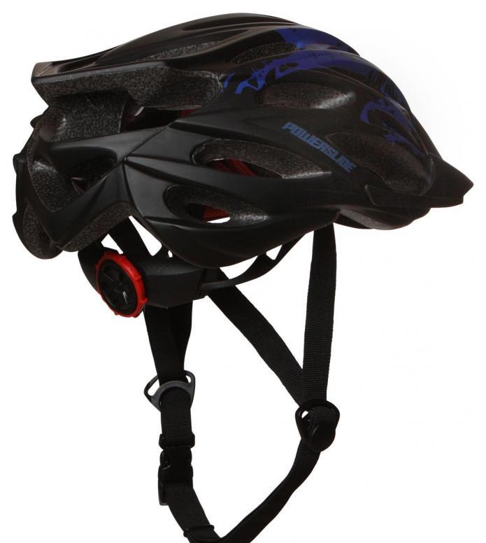 Powerslide Powerslide Helmet Fitnesse Pro Pure black