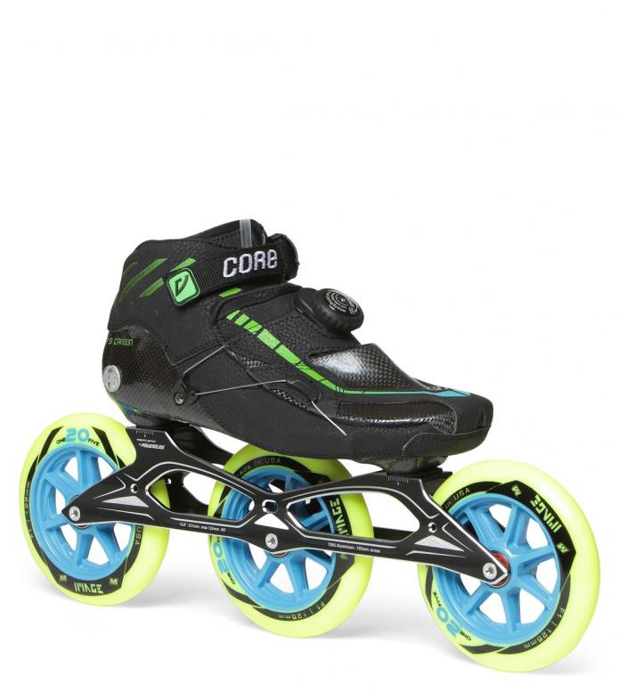 Powerslide Powerslide Speed VI Carbon 2 black
