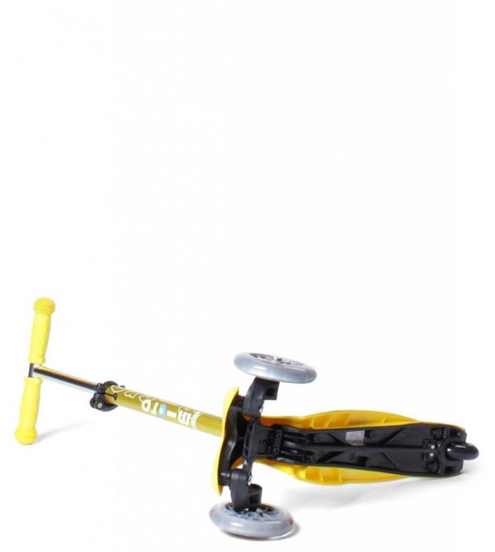 Micro Micro Mini Micro Delux yellow