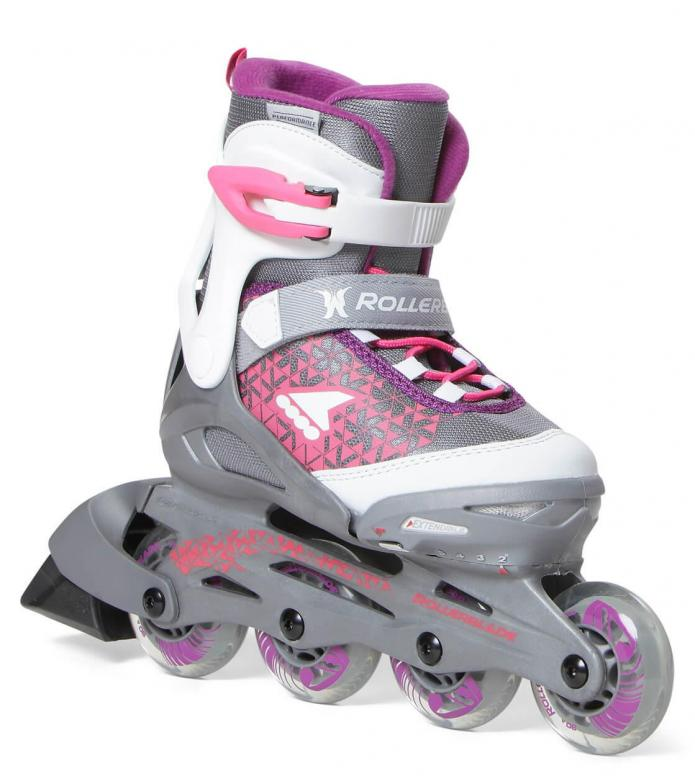 Rollerblade Rollerblade Kids Combo G white/purple