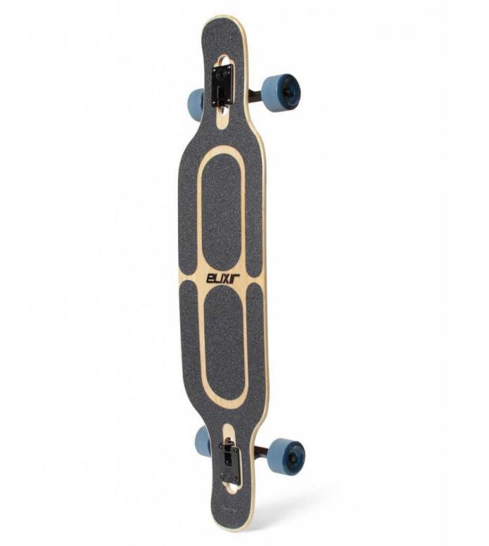 Elixir Elixir Longboard F1 Geo V2 Fieberflex beige wood