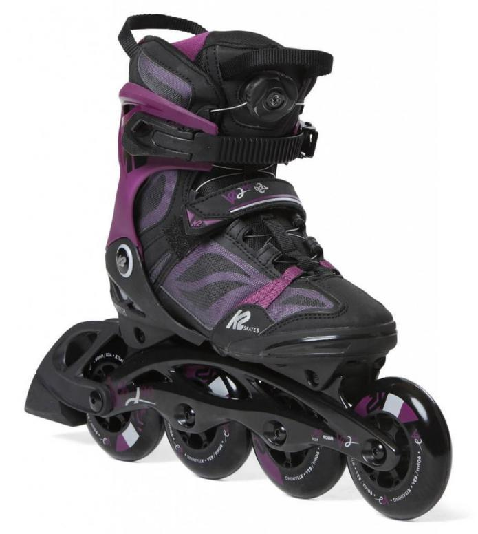 K2 K2 W VO2 90 BOA black/purple