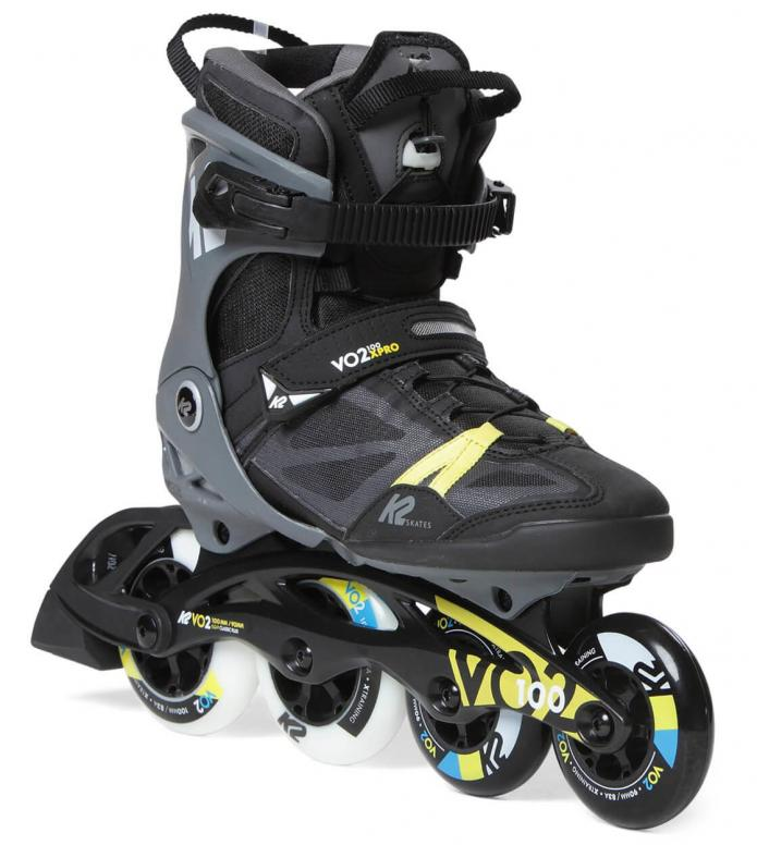 K2 K2 VO2 100 X Pro black/grey/yellow