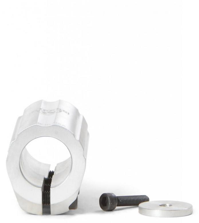 Chilli Pro Scooter Chilli Clamp SCS Riders Choice silver polished