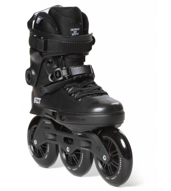 Powerslide Powerslide Next Supercruiser 110 black