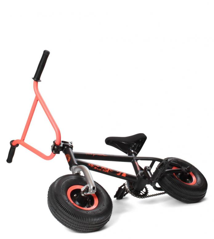 Bounce Bounce Mini BMX Alpha black/orange