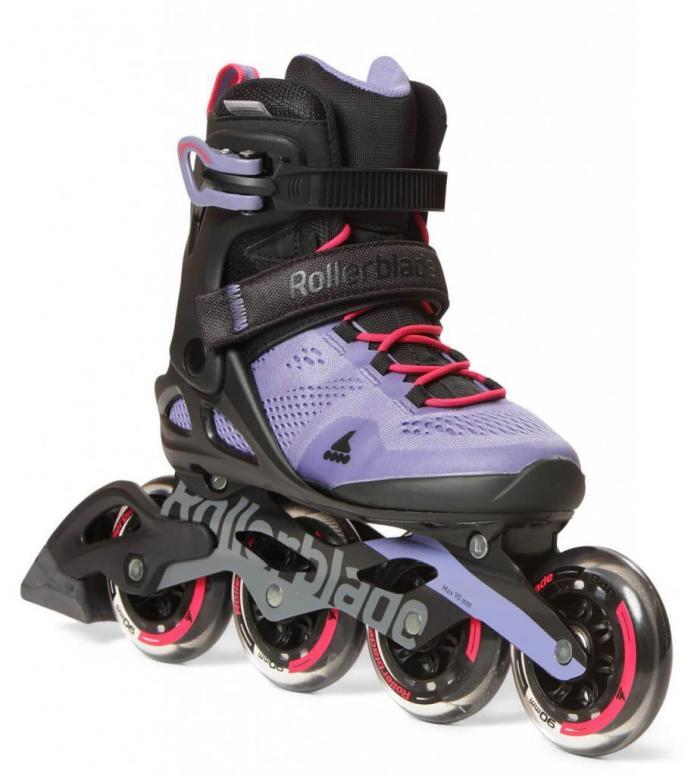 Rollerblade Rollerblade W Macroblade 90 black/purple