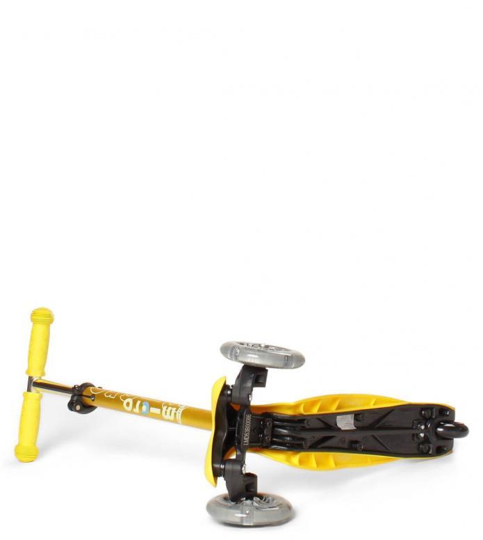 Micro Micro Mini Micro Delux LED yellow