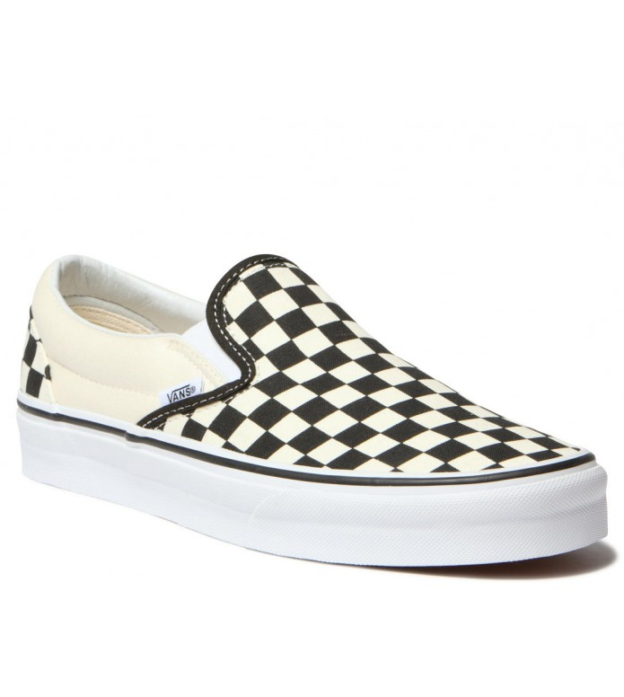 Vans Vans Shoes Classic Slip-On white black checker